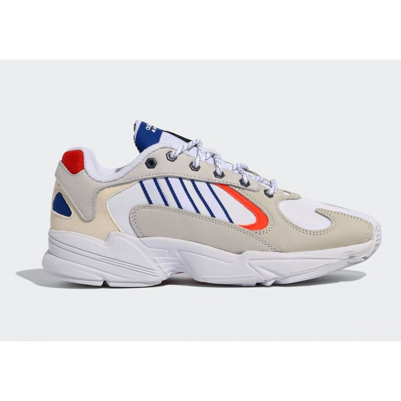 Adidas Yung-1 Blanche/Collegiate Royal-Blanche FW5253