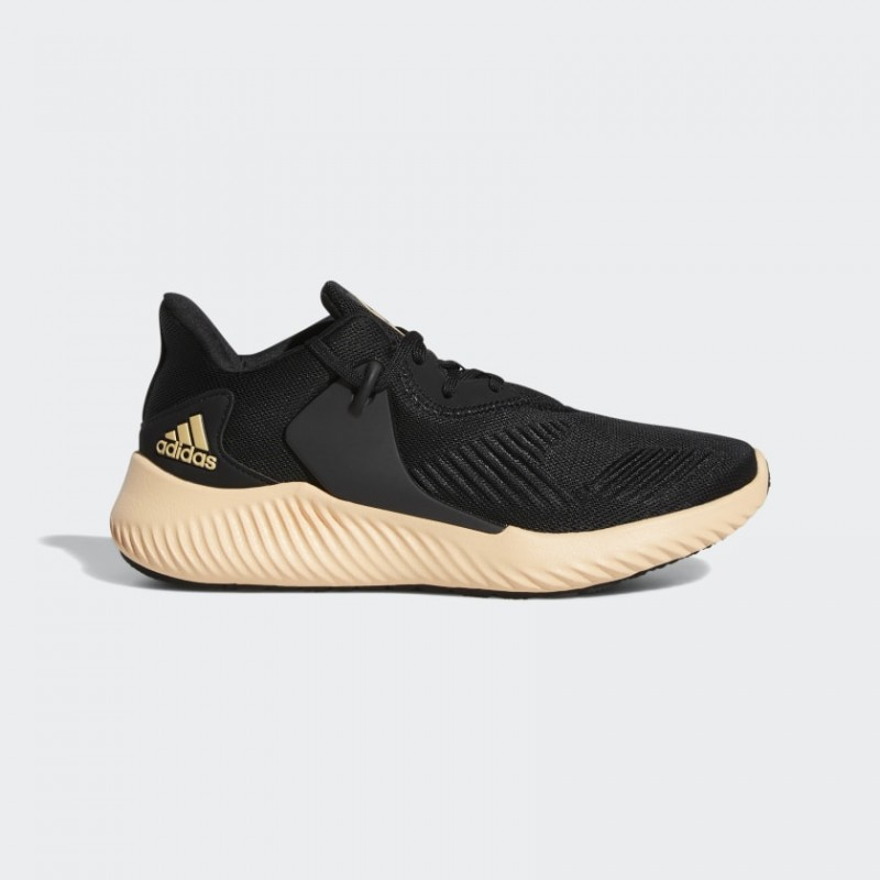 Adidas Alphabounce Rc 2.0 Chaussures Noir/Glow Orange/Noir G28575
