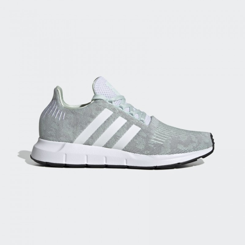 Adidas Swift Run Chaussures Dash Vert/Blanche/Gris Two EF5444