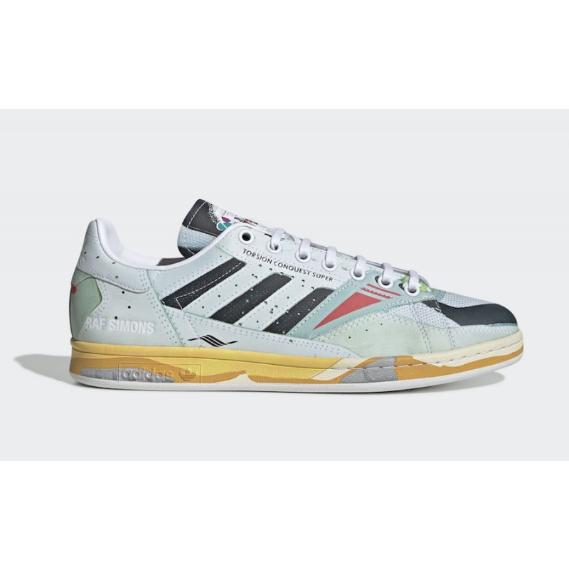 adidas Raf Simons Torsion Stan Smith EE7953
