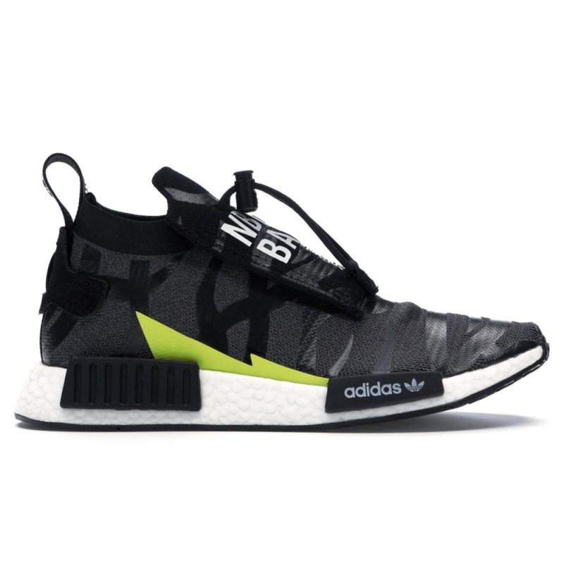 "Adidas NMD_TS1 STLT ""Bape x Neighborhood"" - EE9702 - 2019"
