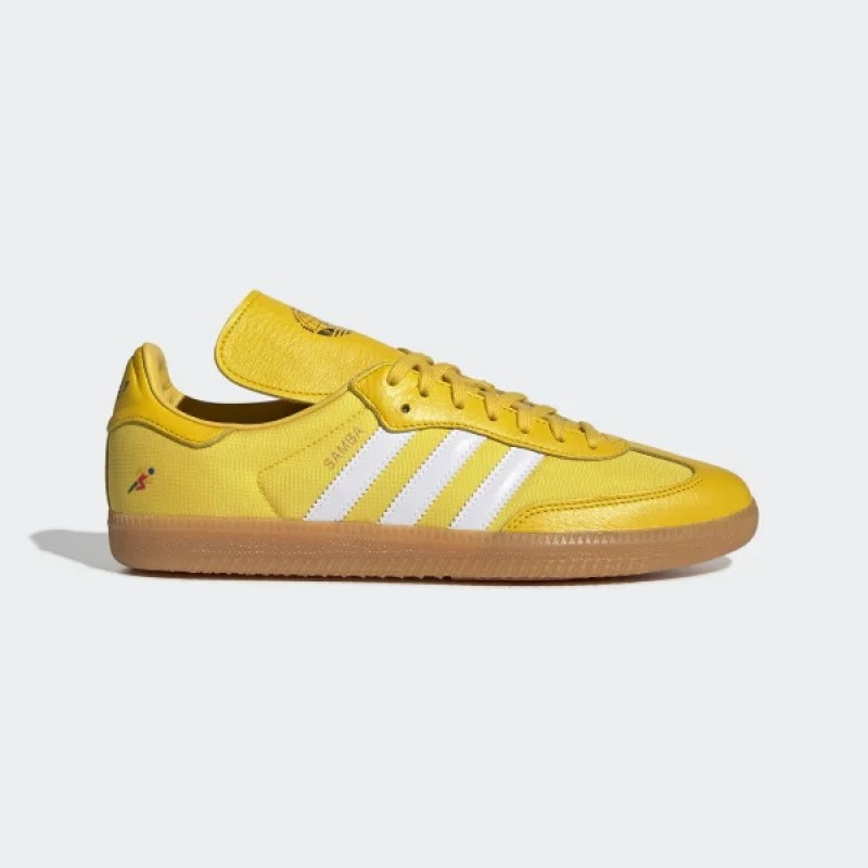 Oyster Holdings x Samba OG 'Equipment Jaune' - adidas - G26699