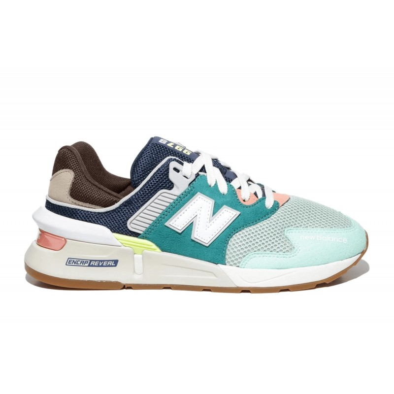 New Balance 997S MS997JHY Teal/Marron
