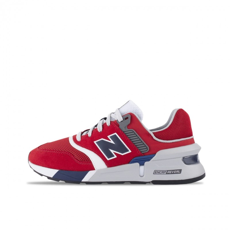 """New Balance 997S """"New England Pack"""" MS997LOR Rouge/Marine"""
