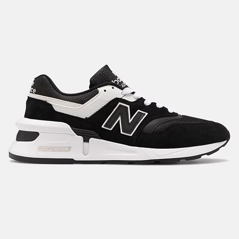 Homme New Balance Made in US 997 Sport M997SBW Noir avec Blanche