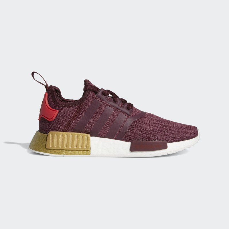 Adidas NMD_R1 Chaussures Maroon/Maroon/Glory Rouge FY9390