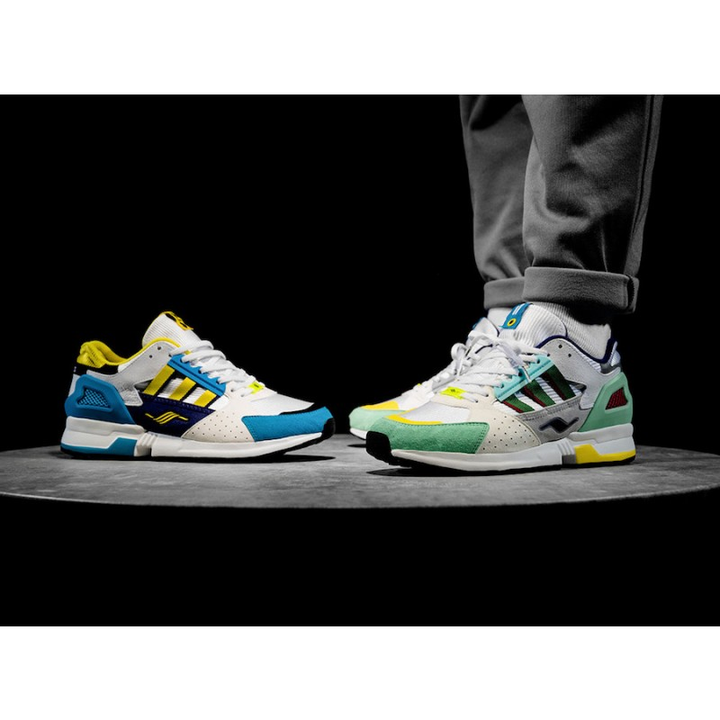 Overkill adidas Consortium ZX 10.000C I Can If I Want EE9486