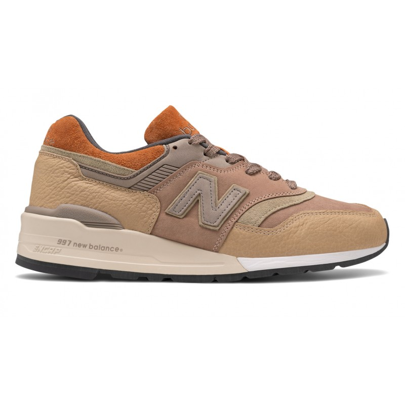 New Balance Made in US 997 M997NAJ Tan Avec Marron