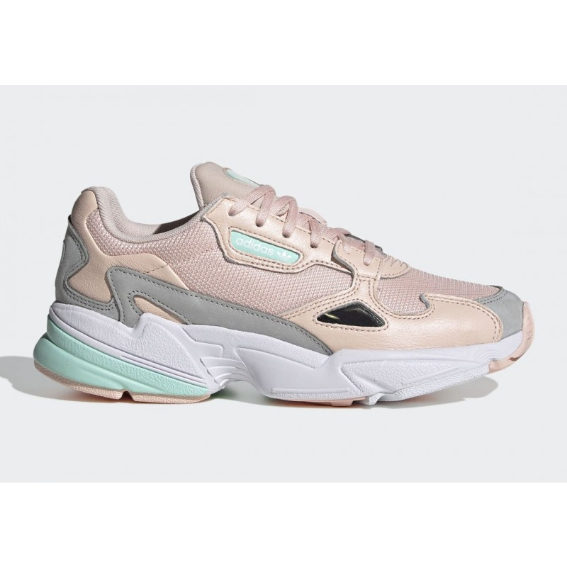 "adidas Falcon W ""Icey Rose"" Icey Rose/Clear Mint/Gris Two FX7196"